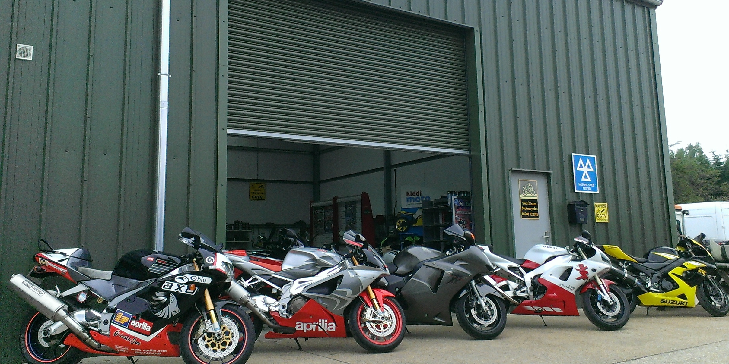 Welcome to Swaffham Motorcycles